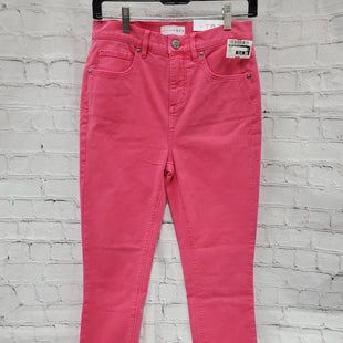 Primary Photo - BRAND: ANN TAYLOR LOFT STYLE: PANTS COLOR: PINK SIZE: 0 OTHER INFO: NEW SKU: 115-115302-15103