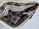 Photo #2 - BRAND: PERLINA <BR>STYLE: WRISTLET <BR>COLOR: BLACK WHITE <BR>OTHER INFO: NEW! <BR>SKU: 115-115347-1066