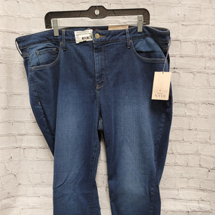 Primary Photo - BRAND: NOT YOUR DAUGHTERS JEANS STYLE: JEANS COLOR: DENIM SIZE: 20 OTHER INFO: NEW! SKU: 115-115314-9630