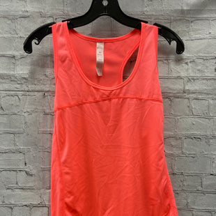 Primary Photo - BRAND: BALLY STYLE: ATHLETIC TANK TOP COLOR: CORAL SIZE: M SKU: 115-115309-19686