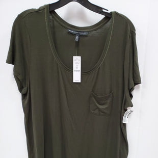 Primary Photo - BRAND: WHITE HOUSE BLACK MARKET STYLE: TOP SHORT SLEEVE COLOR: GREEN SIZE: XL SKU: 115-115309-12004