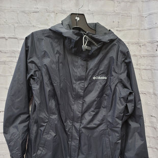 Primary Photo - BRAND: COLUMBIA STYLE: JACKET OUTDOOR COLOR: BLACK SIZE: S OTHER INFO: ** SKU: 115-115260-94245