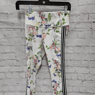 Primary Photo - BRAND: ATHLETA STYLE: ATHLETIC PANTS COLOR: WHITE SIZE: XXS OTHER INFO: FLORAL SKU: 115-115338-2632