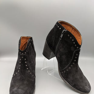 Primary Photo - BRAND: FRYE STYLE: BOOTS ANKLE COLOR: BLACK SIZE: 7.5 SKU: 115-115260-93803