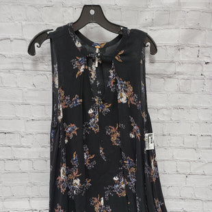 Primary Photo - BRAND: FREE PEOPLE STYLE: DRESS SHORT SLEEVELESS COLOR: BLACK SIZE: S SKU: 115-115309-17010