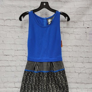 Primary Photo - BRAND: ANTHROPOLOGIE STYLE: DRESS SHORT SLEEVELESS COLOR: BLUE SIZE: S SKU: 115-115340-4625