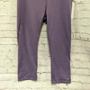 Primary Photo - BRAND: YOGALICIOUS STYLE: ATHLETIC PANTS COLOR: PURPLE SIZE: XL SKU: 115-115336-2724