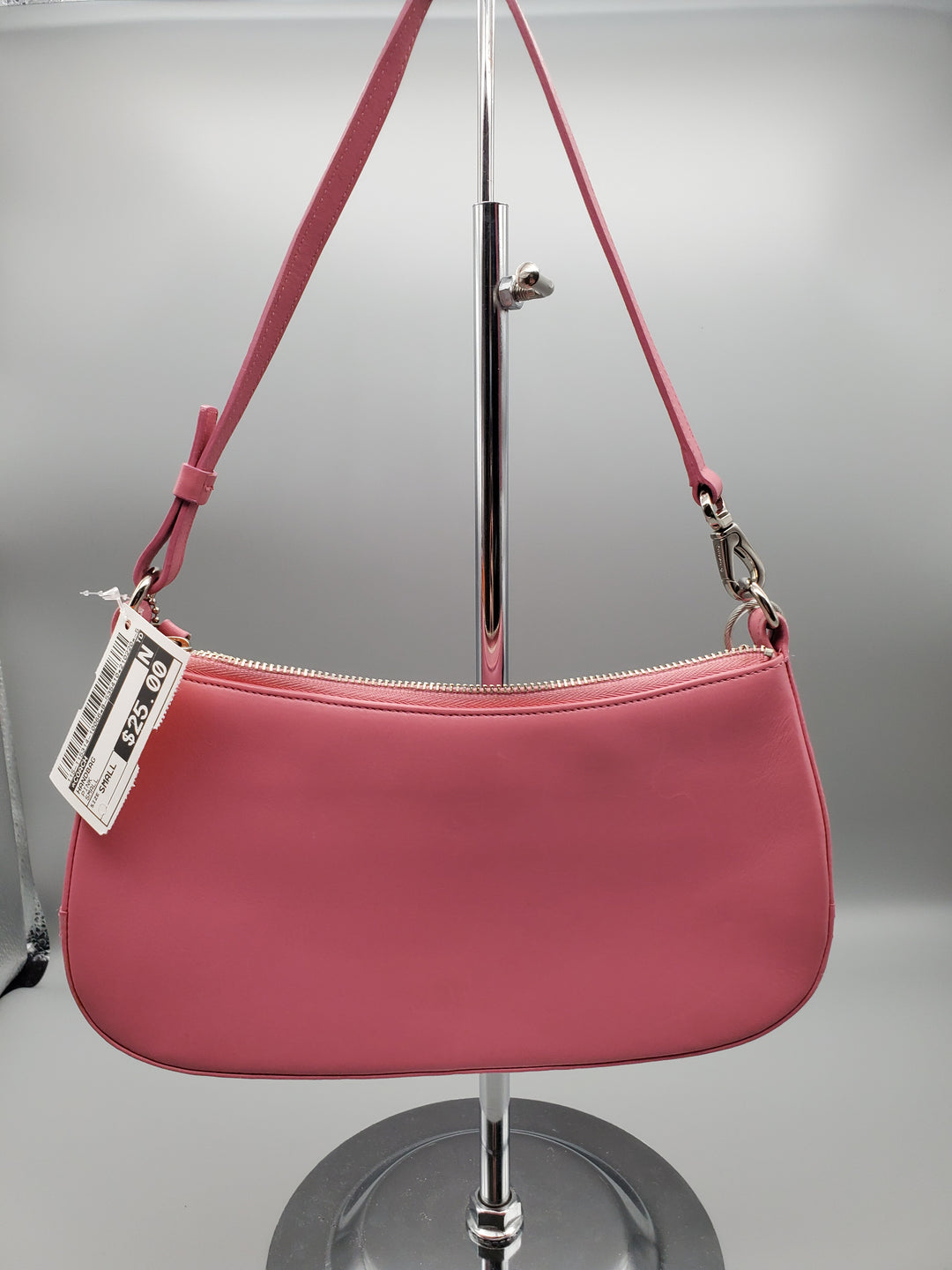 Photo #1 - BRAND: COACH <BR>STYLE: HANDBAG <BR>COLOR: PINK <BR>SIZE: SMALL <BR>SKU: 115-115314-10066