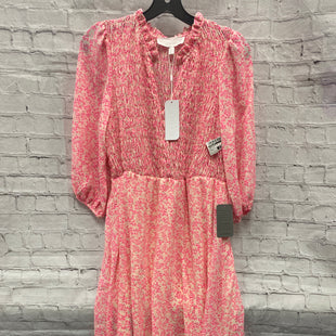 Primary Photo - BRAND: NORDSTROM STYLE: DRESS LONG LONG SLEEVE COLOR: HOT PINK SIZE: M SKU: 115-115336-1369