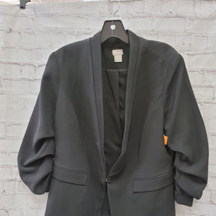 Primary Photo - BRAND: CHICOS STYLE: BLAZER JACKET COLOR: BLACK SIZE: L SKU: 115-115347-2759