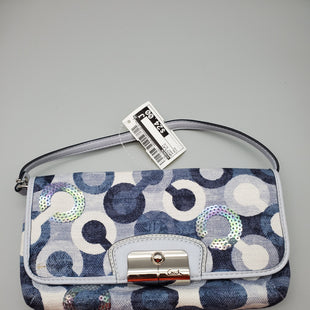 Primary Photo - BRAND: COACH STYLE: WRISTLET COLOR: BABY BLUE OTHER INFO: ** SKU: 115-115347-1063
