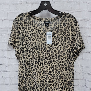 Primary Photo - BRAND: TORRID STYLE: TOP SHORT SLEEVE COLOR: ANIMAL PRINT SIZE: 3X SKU: 115-115338-1566