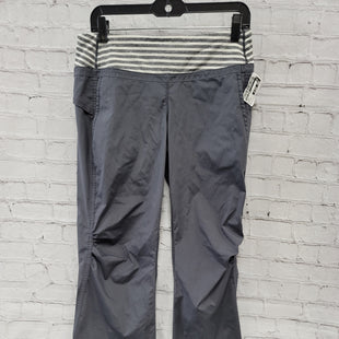 Primary Photo - BRAND: LULULEMON STYLE: ATHLETIC PANTS COLOR: GREY SIZE: 10 SKU: 115-115314-12262