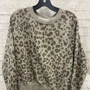 Primary Photo - BRAND: OLD NAVY STYLE: SWEATER LIGHTWEIGHT COLOR: LEOPARD PRINT SIZE: M SKU: 115-115360-1840