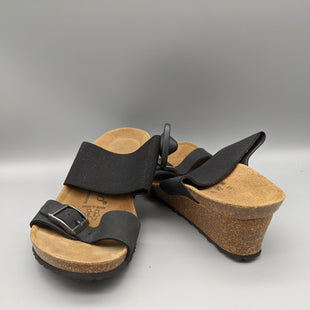 Primary Photo - BRAND:  CMB STYLE: SANDALS LOW COLOR: BLACK SIZE: 8OTHER INFO: PAPILLIO - ** SKU: 115-115260-92034