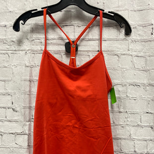 Primary Photo - BRAND: LULULEMON STYLE: ATHLETIC TANK TOP COLOR: ORANGE SIZE: M SKU: 115-115347-3524**SOME PILLING