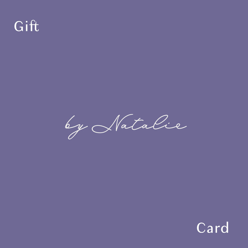 by Natalie Gift Card