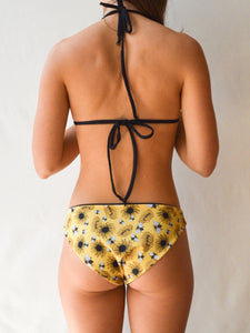 MADAGASCAR BOTTOMS in 'Bee Happy' Print