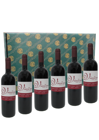 Chateau Victor *6 Btls Red Wine + Gift Box