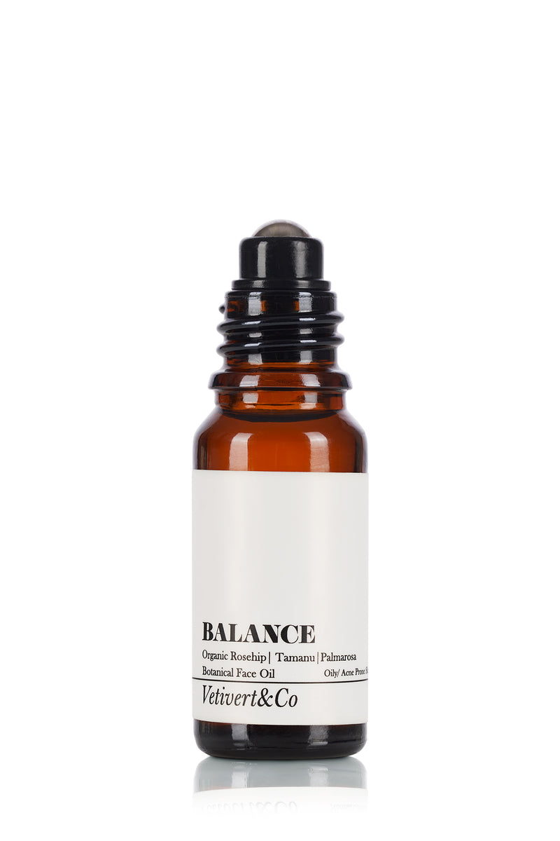 Balance Rollerball Face oil  [oily/acne prone skin]