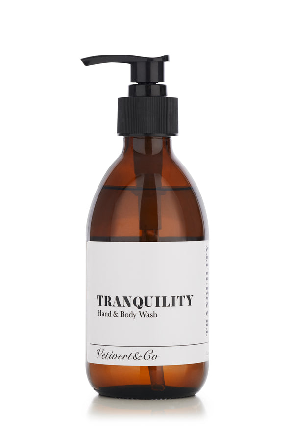 Tranquility Hand & Body Wash( 250ml)