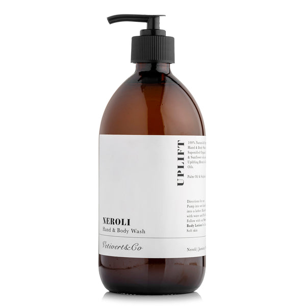 Neroli Botanical Hand & Body wash (500ML)