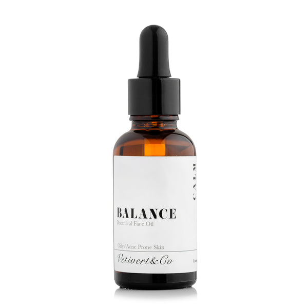 Balance Botanical Face oil  ( For oily/acne prone skin)