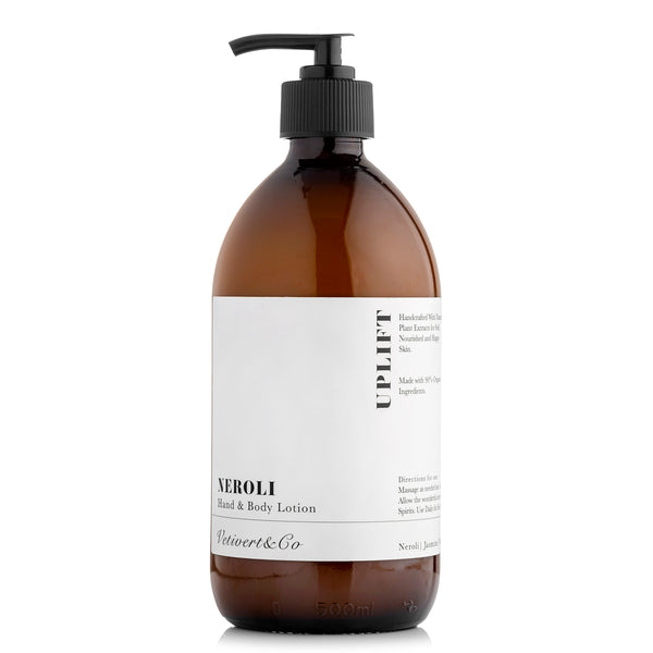 Neroli Botanical Hand & Body Lotion (250ml)