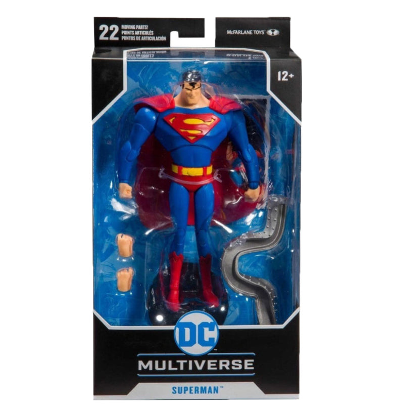 DC MULTIVERSE SUPERMAN: THE ANIMATED SERIES 86019