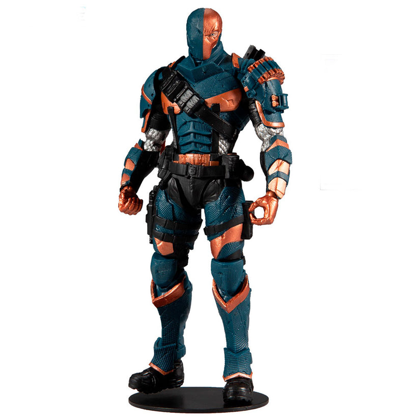 McFarlane Toys - DC Multiverse Gaming Wave 2: Arkham Knight Deathstroke