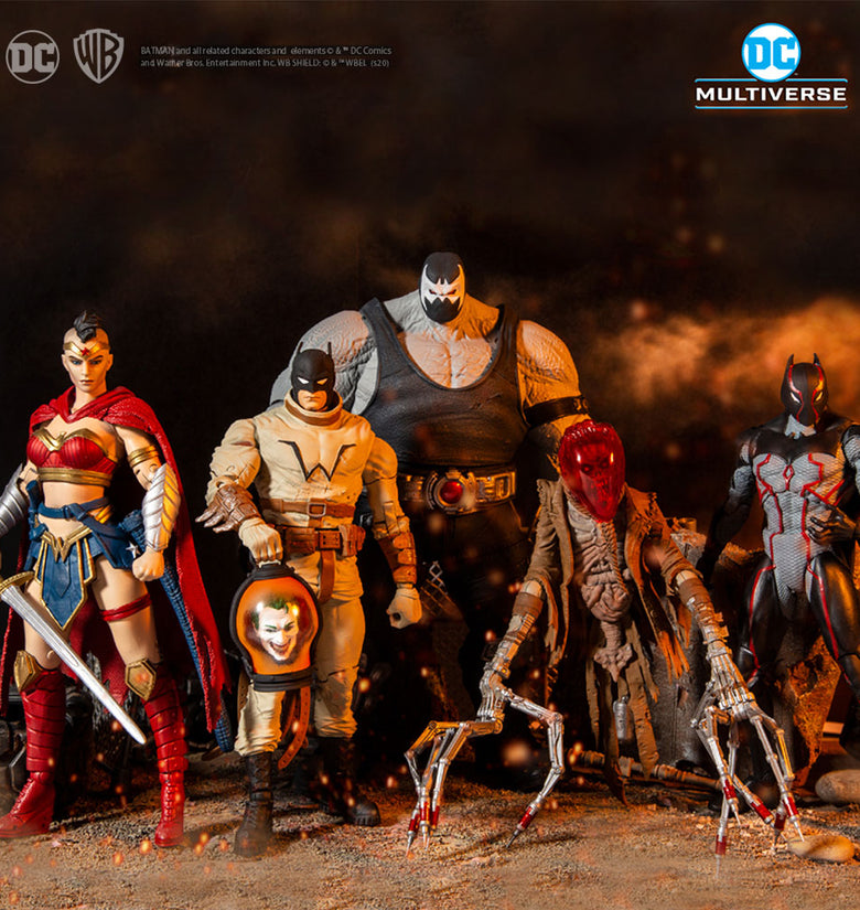 BUNDLE MCF THE LAST KNIGHT IN THE EARTH BANE BAF - BND0723_SERIE COMPLETA