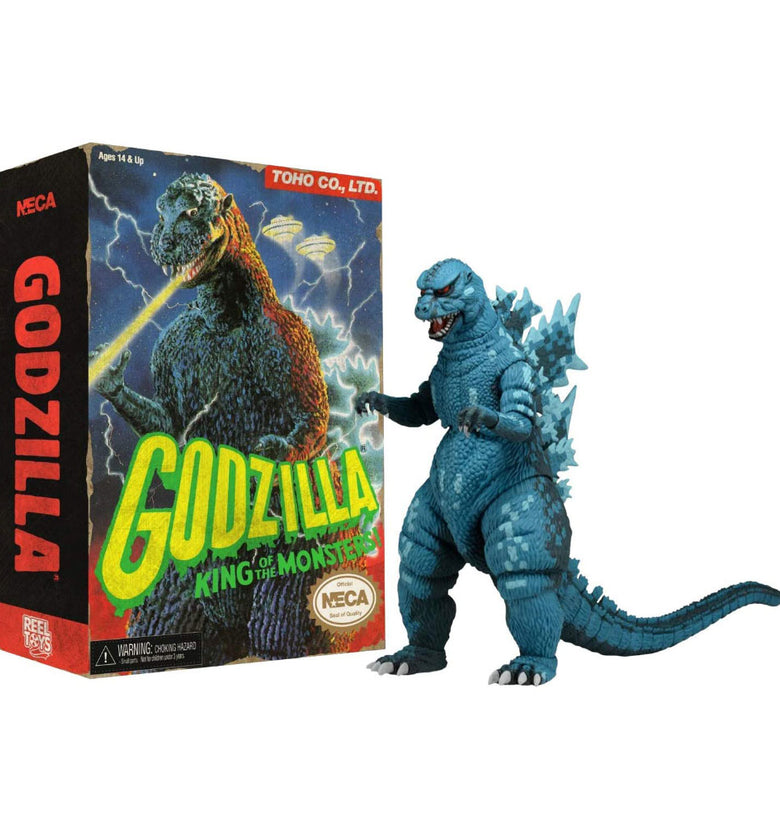 NECA GODZILLA GAME COLOR 12