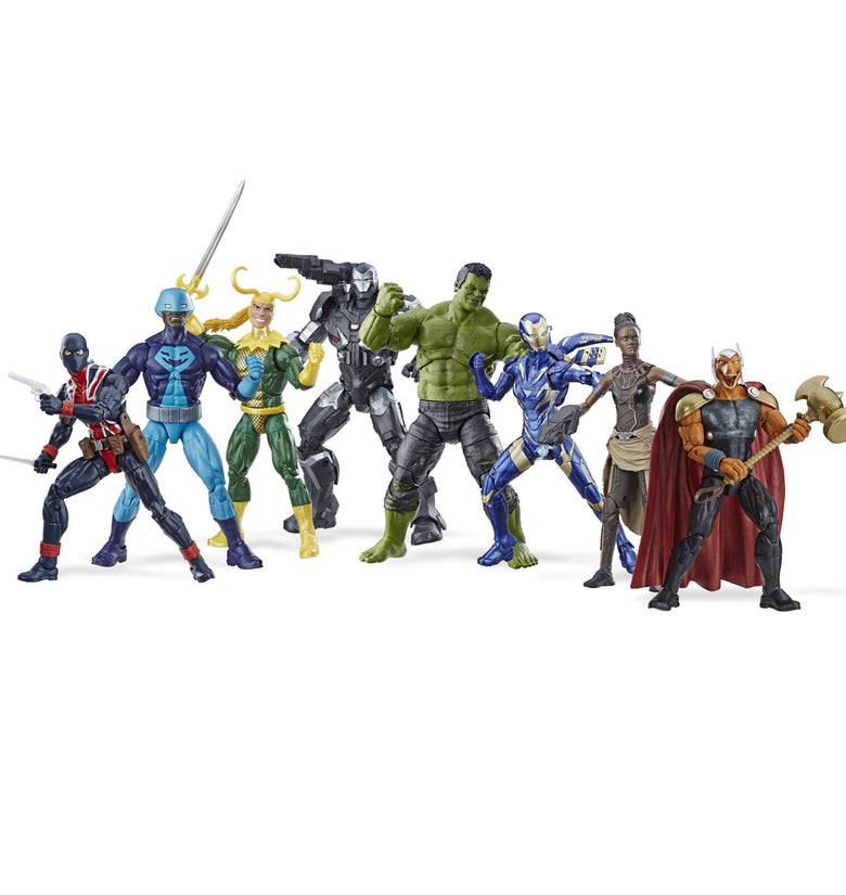 BUNDLE FIGURAS MARVEL HULK E0490_BUNDLE