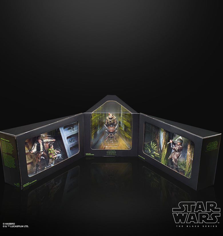 Star Wars The Black Series Heroes of Endor E7652
