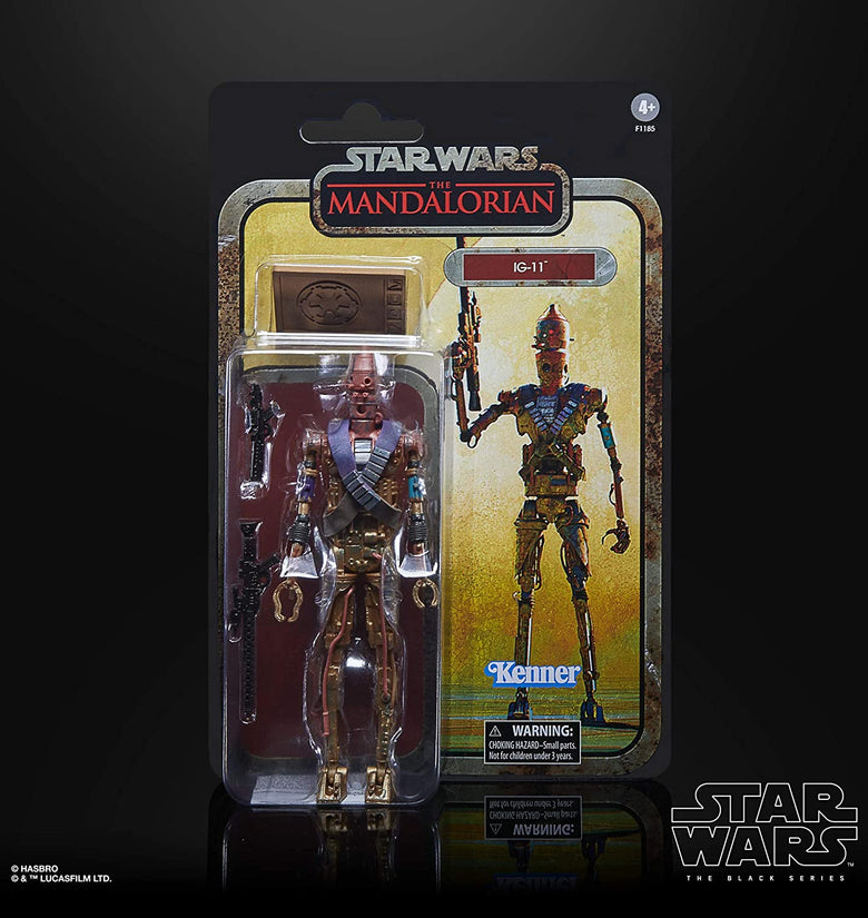 STAR WARS THE MANDALORIAN CREDIT COLLECTION - IG-11 F1185
