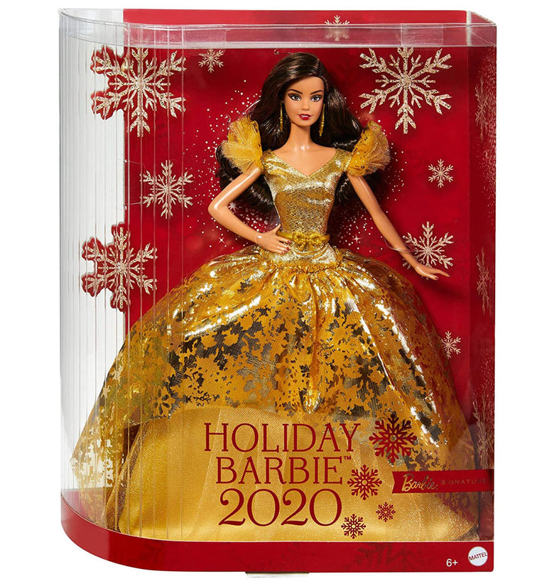 Barbie Holiday 2020 GHT56