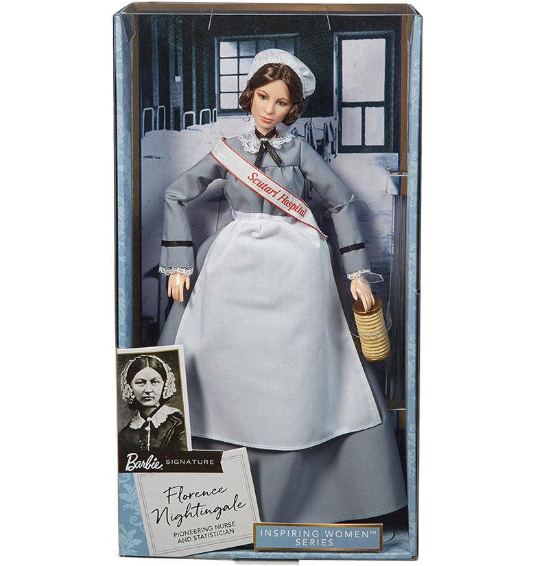 Florence Nightingale Barbie® Inspiring Women™