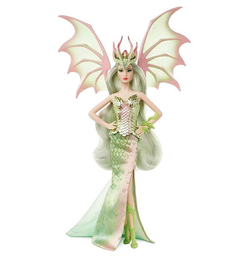 BARBIE MYTHICAL MUSE DRAGON GHT44