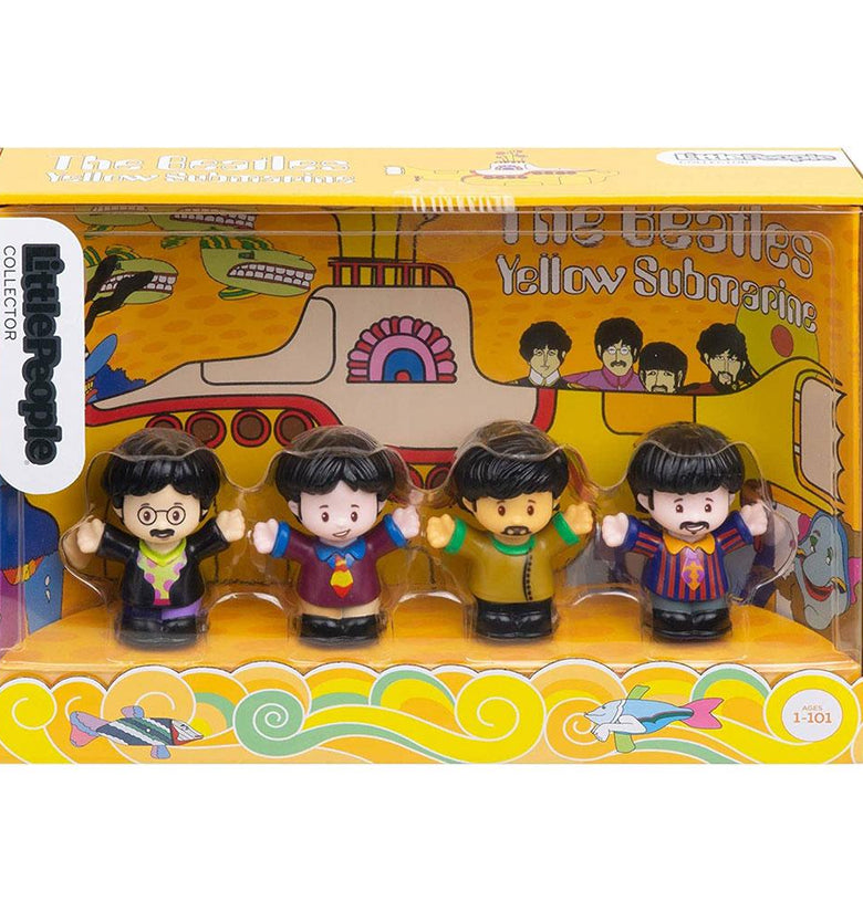 LITTLE PEOPLE COLLECTOR THE BEATLES GJD61