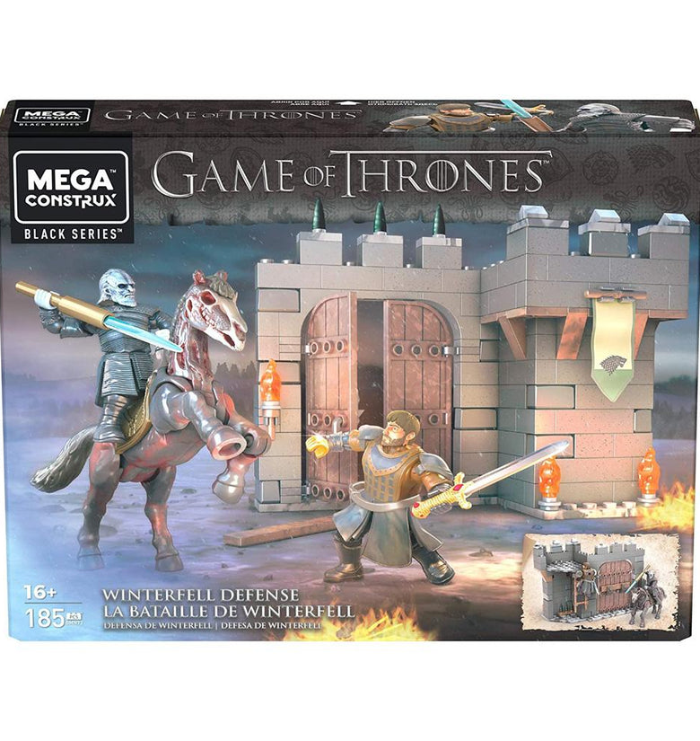 MEGA CONSTRUX GOT WINTERFELL DEFENSE GMN73