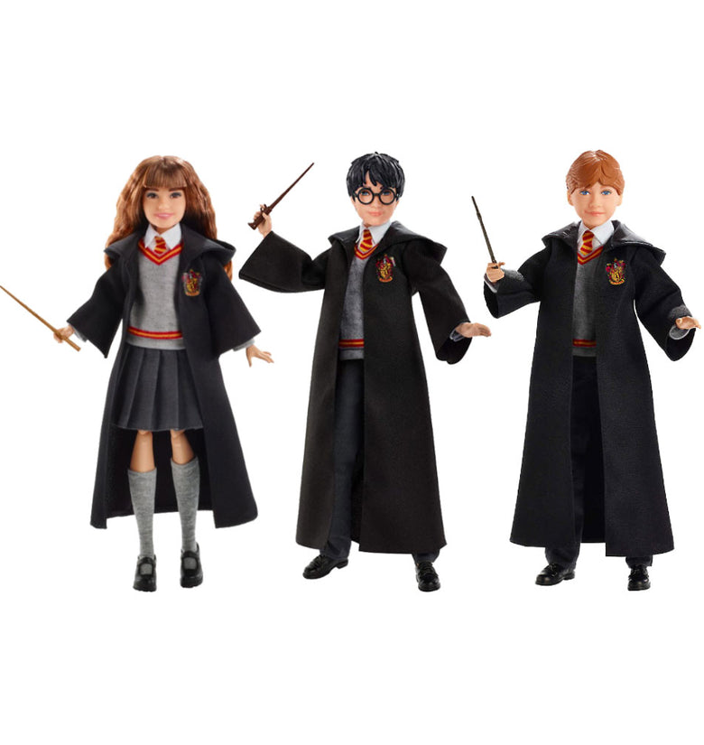 BUNDLE HARRY POTTER FASHION DOLL GCN30_BUNDLE