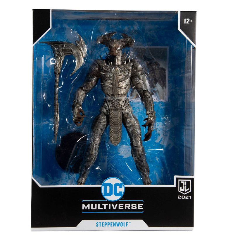 SNYDER'S CUT JUSTICE LEAGUE - STEPPENWOLF 86960