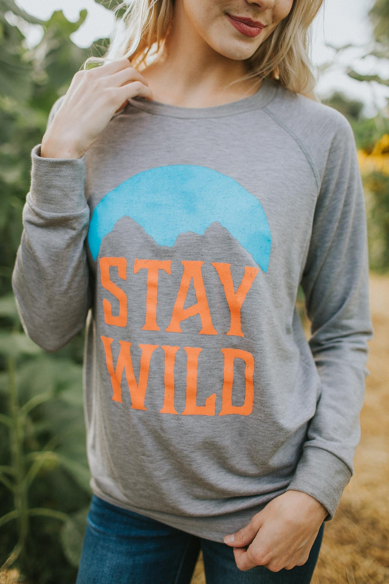 Stay Wild Sweatshirt