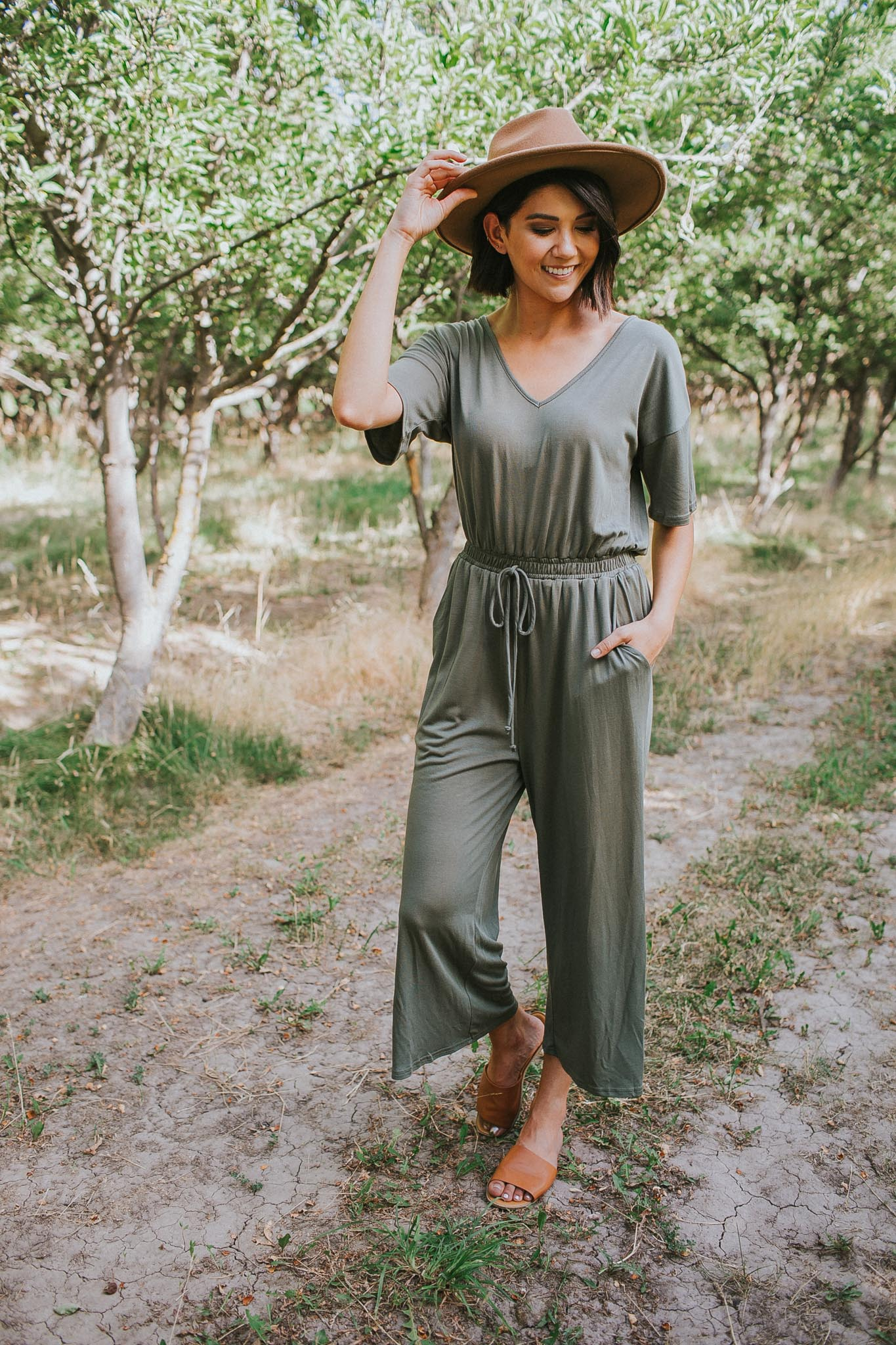 Cape Verde Jumpsuit