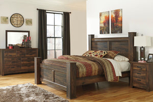 Quinden Bedroom Set