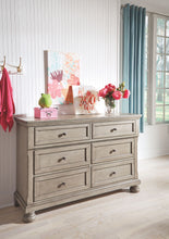 Lettner Youth Dresser