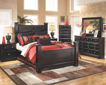 Shay Bedroom Set