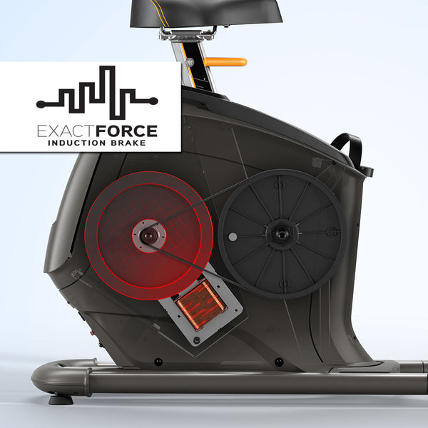 Exact Force Induction Brake