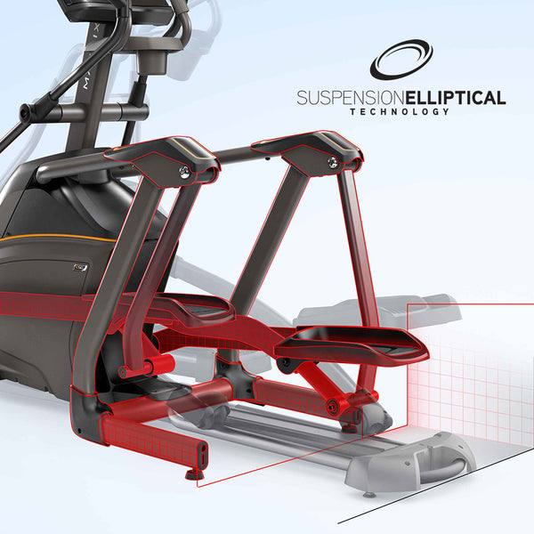 Suspension Elliptical Technology