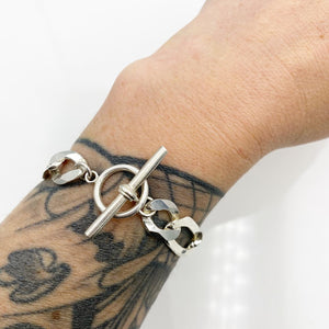 OFF THE CHAIN fob bracelet